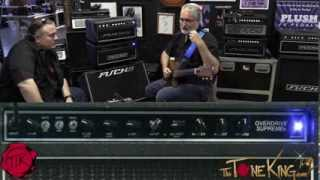 Dumble History & Overdrive Supreme (ODS) by Andy FUCHS : Guitar Amp Demo