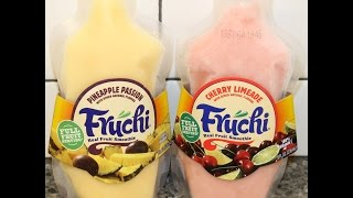 Fruchi: Pineapple Passion & Cherry Limeade Review