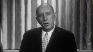 Senate Recording Studio Film: Civil Rights Bill