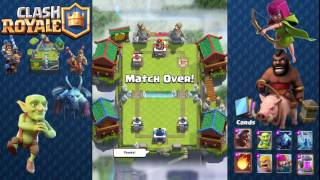 clash royale new hog rider cheap deck and attack strategy