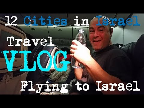 Israel Travel - Flying to Israel - Tips and Tricks for a Great Flight