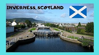 INVERNESS (SCOTLAND), The Caledonian Canal, an amazing engineering marvel