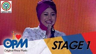 I Love OPM: Fathin Zubir - Bukas Na Lang Kita Mamahalin by Lani Misalucha