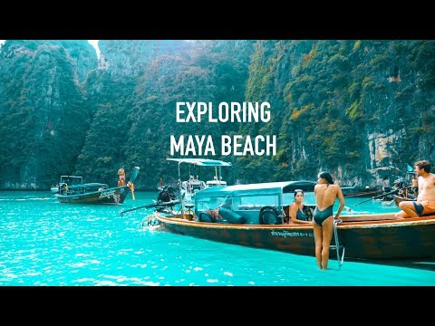 Thailand Travel | Trip to Koh Phi Phi island holidays travel resort | Maya Beach Exploration | ep 3