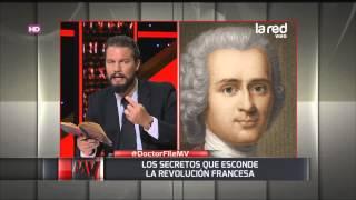 """Jean-Jacques Rousseau y como su libro """"El contrato social"""" revolucionó a Francia"""