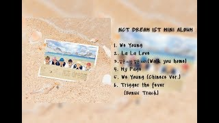 NCT DREAM 'WE YOUNG' 1st MINI ALBUM  [ 3D Use Headphones ]