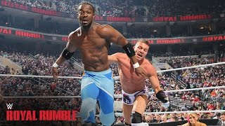 The New Day vs. Cesaro & Tyson Kidd: Royal Rumble 2015 Kickoff