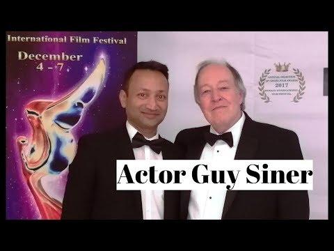 GUY SINER  British TV Legend  by Subodh Gupta Journalism  Network