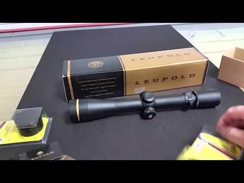 Leupold VX-3 4.5-14x40mm LR