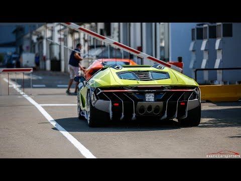 Supercars in Modena 2017 - VOL. 3 (2x LaFerrari Aperta, Centenario, 3x F12 TDF, 2x Performante)