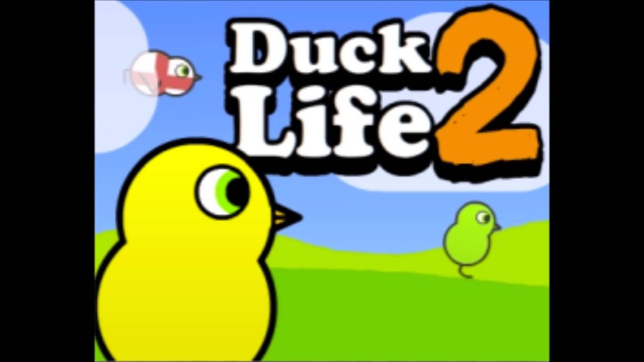 Duck Life 2 Piano Theme Youtube