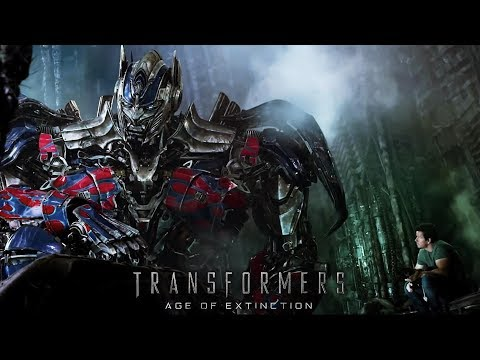 Transformers Age Of Extinction Music Video -