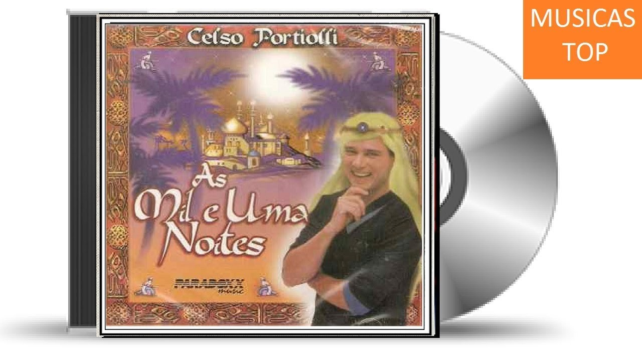 PORTIOLLI BAIXAR 3 A VOLUME FAZ CD CELSO FESTA