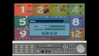 How to use Digimaster DVR (MPEG-4 Models) Training