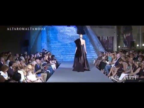 GIADA CURTI Haute Couture Collezione A W 2011 12 Alta Roma