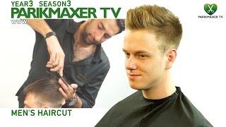 Стильная мужская стрижка Men's haircut парикмахер тв parikmaxer.tv