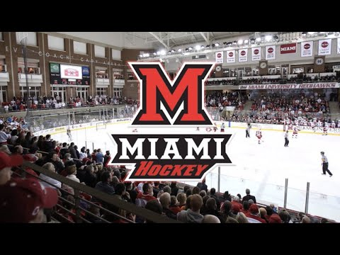 Miami RedHawks Hockey vs. Omaha Mavericks (Student Radio Feed)