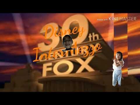 3D Animation Spoof In International Disney Intermezzo FOX I Destroy