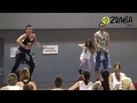 Chorée Zumba® Pam Pam Grupo BIP by Fanny