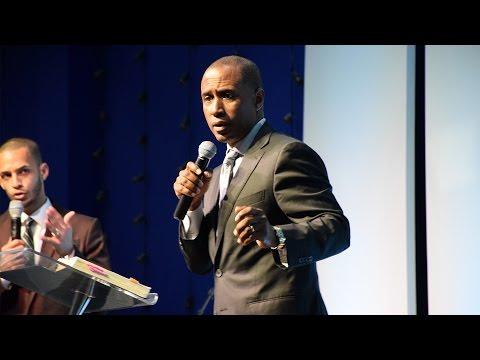 Pastor Norman Thomas - Viernes 20 mayo 2016