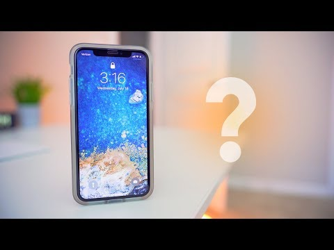 Whats on my iPhone X (July 2018)