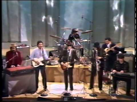 Doug Sahm with Sir Douglas Quintet on Swedish Television Pt. 2