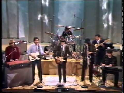 Doug Sahm with Sir Douglas Quintet on Swedish Television Pt. 2
