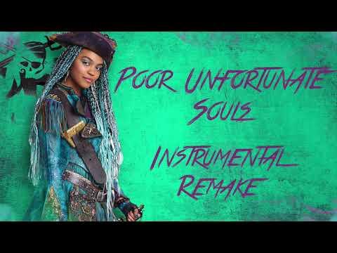 Descendants 2 - Poor Unfortunate Souls (Instrumental Remake)