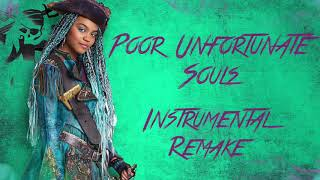 Descendants 2 - Poor Unfortunate Souls (Instrumental Remake)