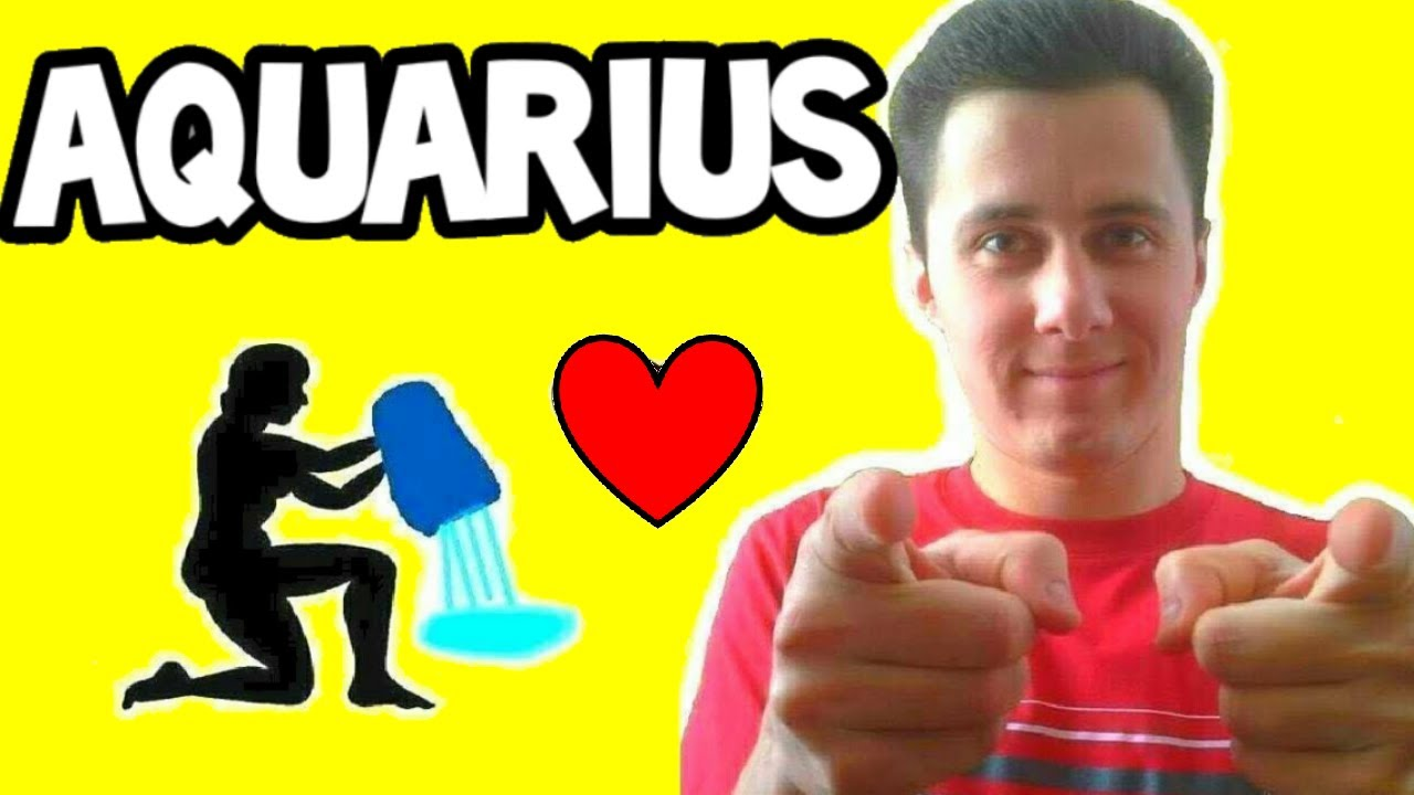 Signs Aquarius Man Likes You - (Girls Must Know)