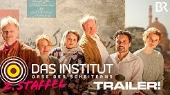 Das Institut - Oase des Scheiterns Staffel 2 Trailer (deutsch / german)