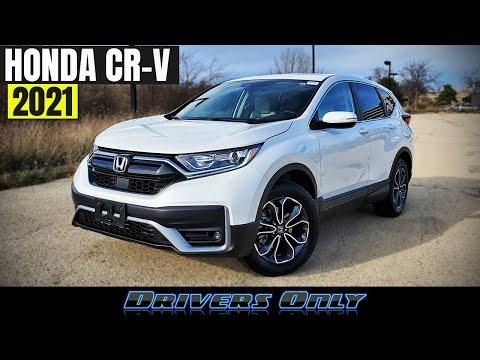 2021 Honda CR-V - Amazing Compact SUV