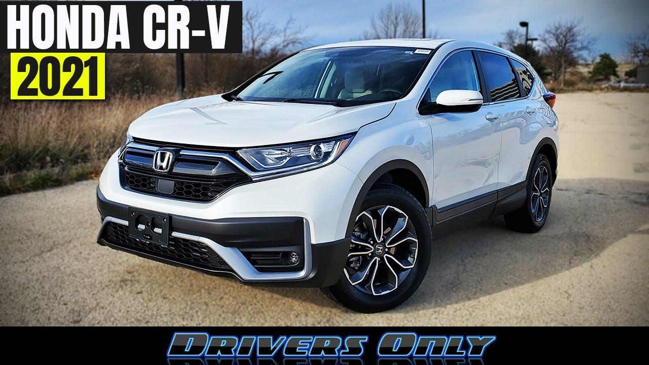 2021 Honda CR-V Exterior, Interior, Engine, Price | Latest