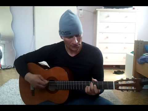 David Gray: Shine - Acoustic Guitar Lesson with Lyrics and Chords -