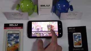 (18.3 MB) Smartphone Blu Studio 5.0 Android Dual-Core Anatel (Demonstração) - DIGIVAG Mp3