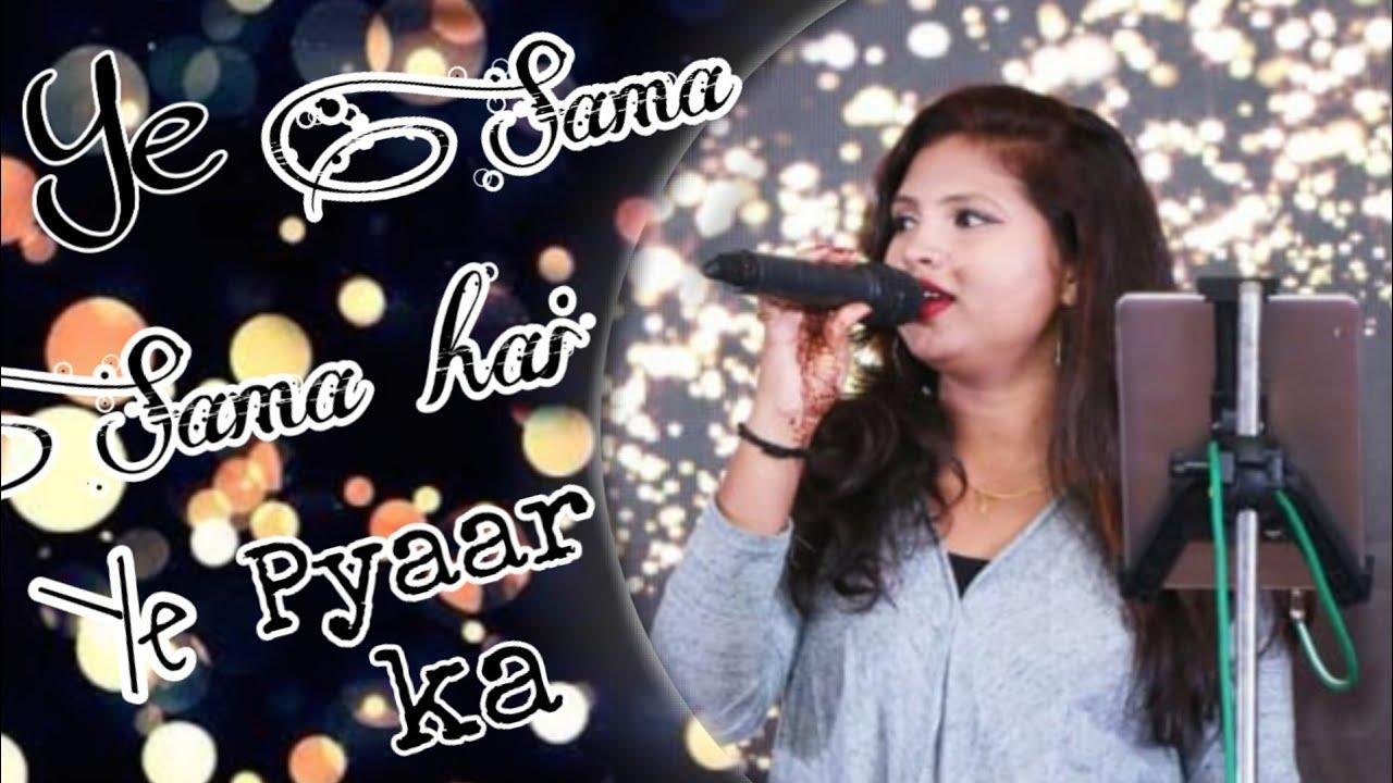 YE SAMA,SAMA HAI YE PYARA KA||SHASHI KAPOOR||LATA MANGESHKAR||KIRAN BHAT||OLD SONGS||COVER SONG ...