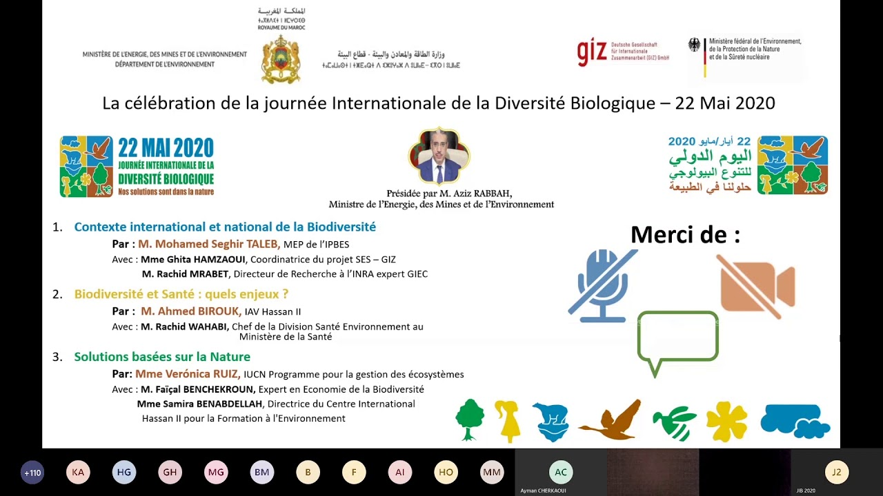 الصفحة الرئيسية Ministere De L Energie Des Mines Et De L Environnement Departement De L Environnement