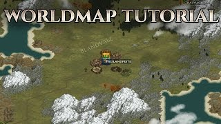 Worldmap Tutorial