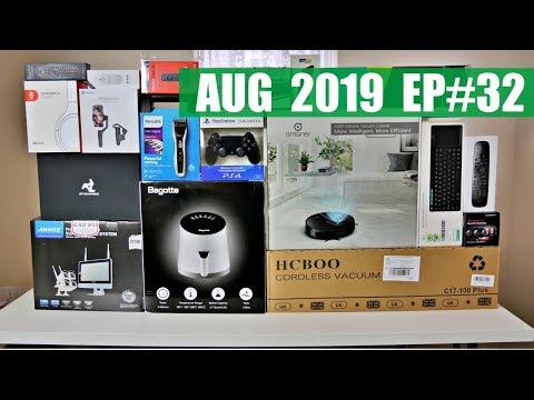 Coolest Tech of the Month AUG 2019 – EP#32 – Latest Gadgets You Must See