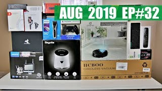 Coolest Tech of the Month AUG 2019 - EP#32 - Latest Gadgets You Must See