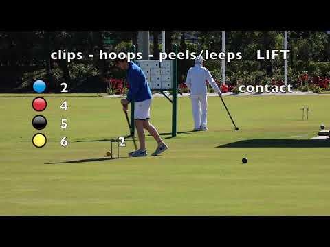 Croquet Innovations - AC - PeelCroquet:Johnston v Sosin