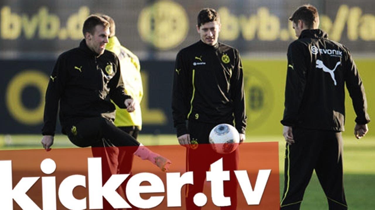 Tricks im Trainingslager: Die Lektionen der BVB-Profis - kicker.tv