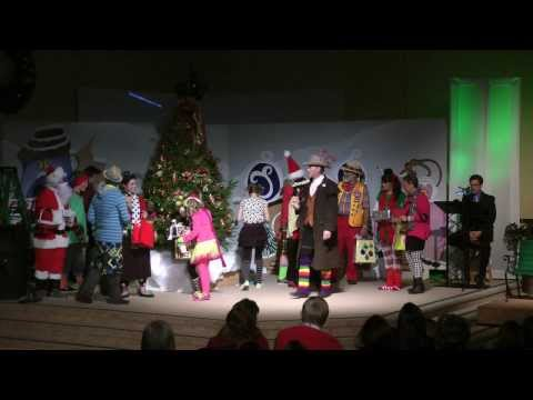 How the Grinch found Christmas - Kingdom Life Fellowship 2013 Christmas Drama