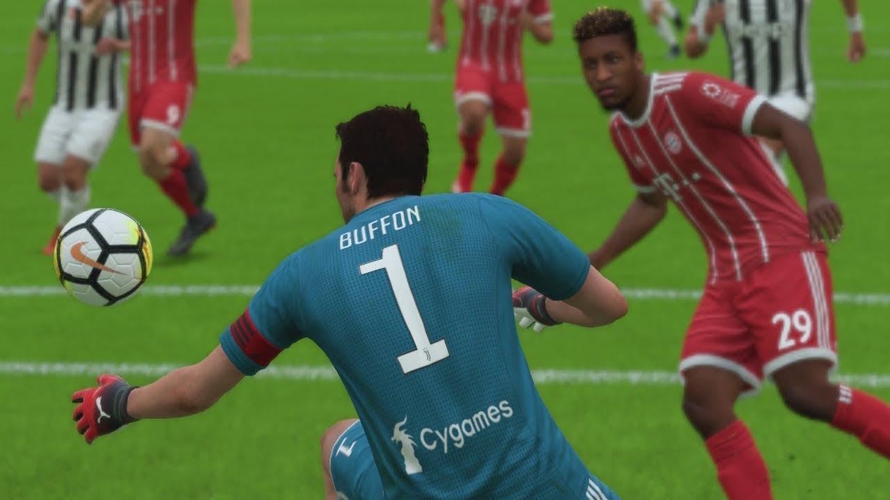 Bayern Vs Juventus 2020