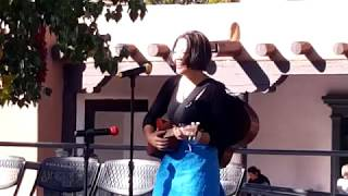 INDIGENOUS PEOPLES DAY 2019 - SANTA FE, NM  Anjamora Ishi Sato McLaughlin  Songs