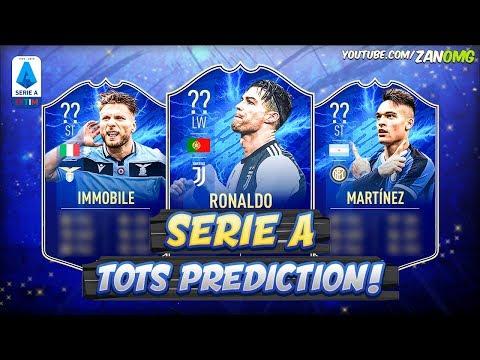 FIFA 20 | SERIE A TOTS PREDICTION!! 😱🔥 | FT. RONALDO, IMMOBILE, LAUTARO MARTINEZ...
