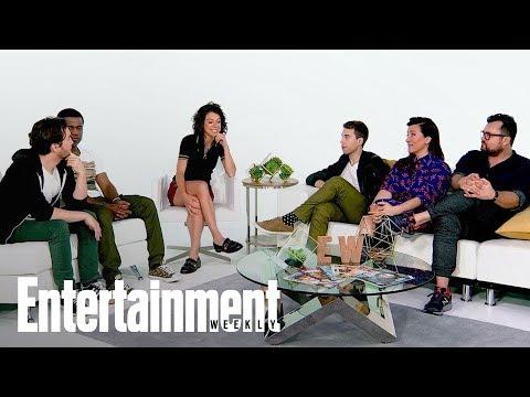 Orphan Black's Tatiana Maslany On Clone Club: It's The Reason You Do Your Job | Entertainment Weekly