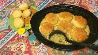 Slow Cooker Chicken Pot Pie | Cooking Vlog