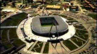 El Nuevo Delle Alpi Estadio de la Juventus