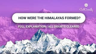 How were the Himalayas formed? || Folding, Pangaea, Tethys Sea…